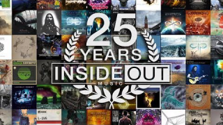 InsideOut Music • 25th Anniversary (Compilation Pt. 3)