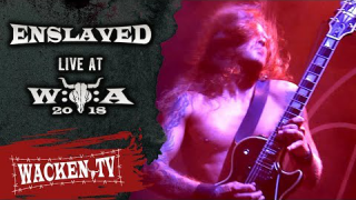 ENSLAVED • Live @ Wacken Open Air 2018 (Full Concert)