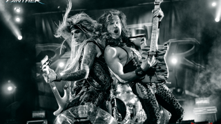 SLASHER METAL FEST : STEEL PANTHER + LES NECROPHAGES + LEPROUS + NERVOSA + VOLKER + OVERCHARGER @ Toulouse (Le Phare)