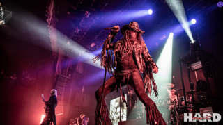 Rob Zombie (band) @ Paris (Bataclan) [19/06/2019]