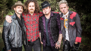 BLACK STONE CHERRY • Un nouvel EP de reprises
