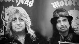 MOTÖRHEAD • Dee et Campbell en lice aussi au Rock And Roll Hall Of Fame