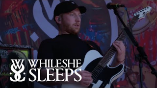 "WHILE SHE SLEEPS • ""The Guilty Party"" (Live At Vainstream 2019)"