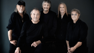 DEEP PURPLE • Tournée des festivals et concert à Paris