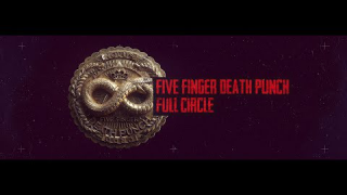 "FIVE FINGER DEATH PUNCH • ""Full Circle"" (Lyric Video)"