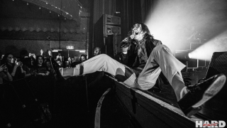 CAGE THE ELEPHANT @ Paris (l'Olympia)