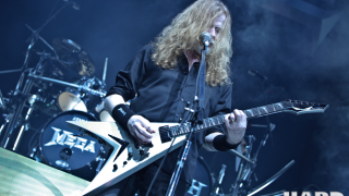 Megadeth @ Belval / Luxembourg (Rockhal) [02/02/2020]