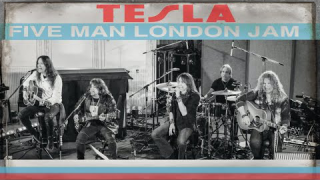 "TESLA • ""Five Man London Jam"" (Album Trailer)"