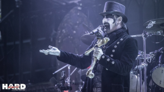 KING DIAMOND • Concert mexicain annulé