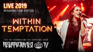 "WITHIN TEMPTATION • ""Stand My Ground"" (Live @ Resurrection Fest 2019)"