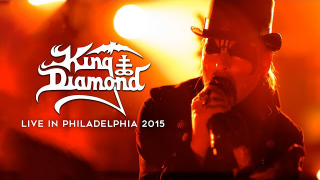 KING DIAMOND • Live In Philadelphia 2015