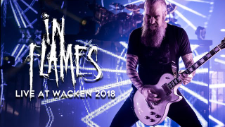 IN FLAMES Live @ Wacken Open Air 2018