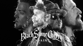 "BLACK STONE CHERRY • ""Again"""