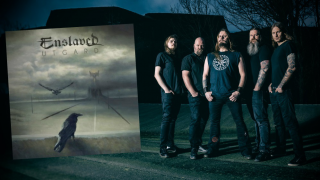 ENSLAVED • Interview Grutle Kjellson