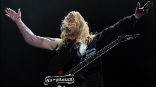 "SLAYER • La démo des guitares de Jeff Hanneman sur ""Reign In Blood"""