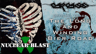"CARCASS • ""The Long and Winding Bier Road"" (Audio)"