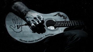 METALLICA • Helping Hands Concert & Auction (Live & Acoustic Report)