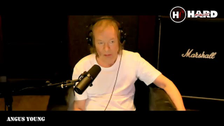 AC/DC • Interview Angus Young & Brian Johnson