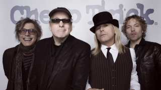 "CHEAP TRICK • ""Light Up The Fire"", 1er single du nouvel album ""In Another World"""