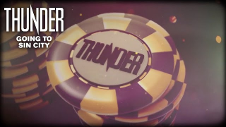 "THUNDER • ""Going To Sin City"" (Lyric Video)"