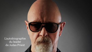 Rob Halford Confessions intimes...