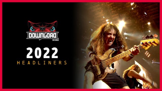 DOWNLOAD FESTIVAL UK 2022 Têtes d'affiche : KISS / IRON MAIDEN / BIFFY CLYRO