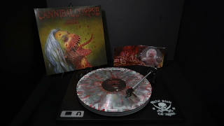 "CANNIBAL CORPSE ""Violence Unimagined"" (LP Stream)"