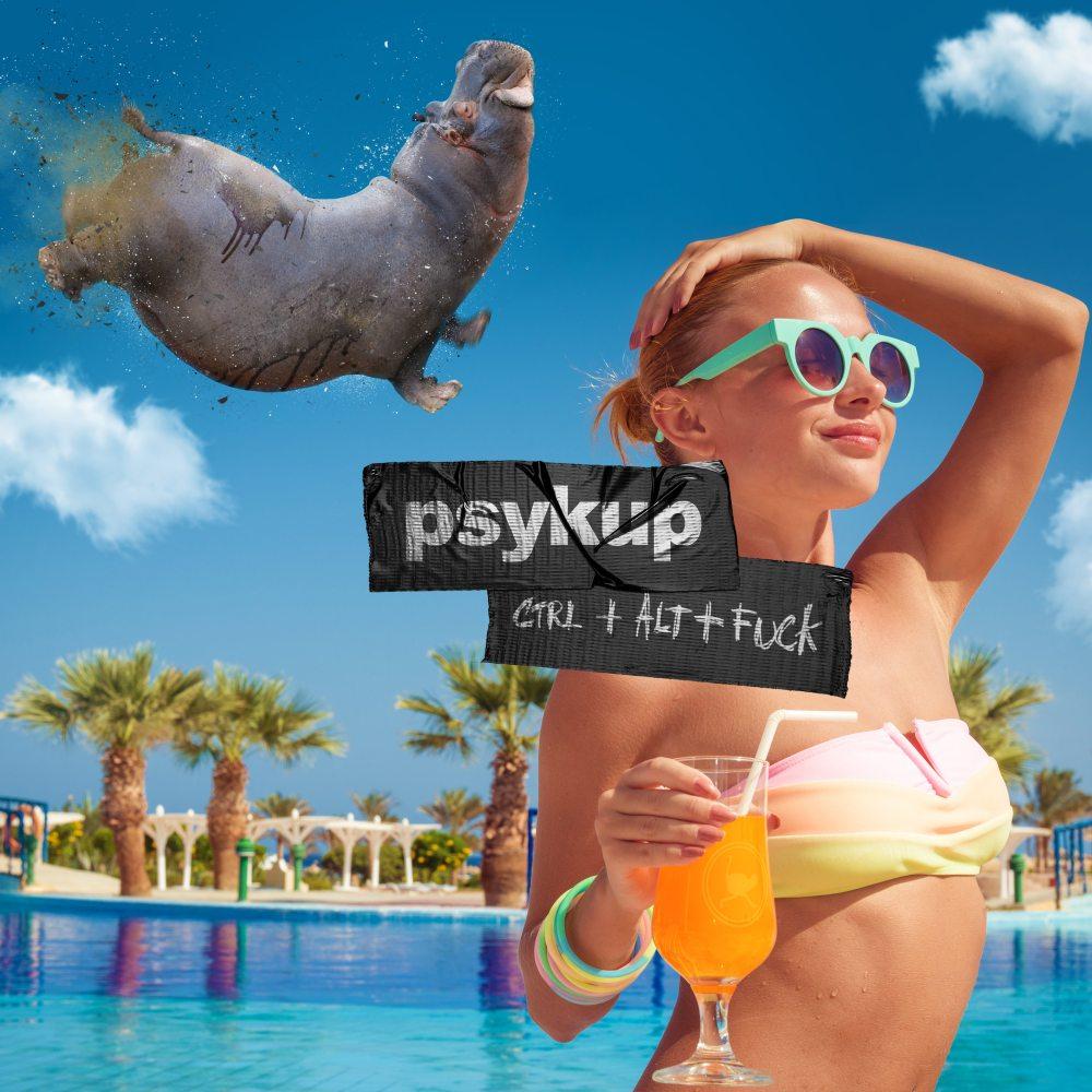 Psykup - Ctrl + Alt + Fuck