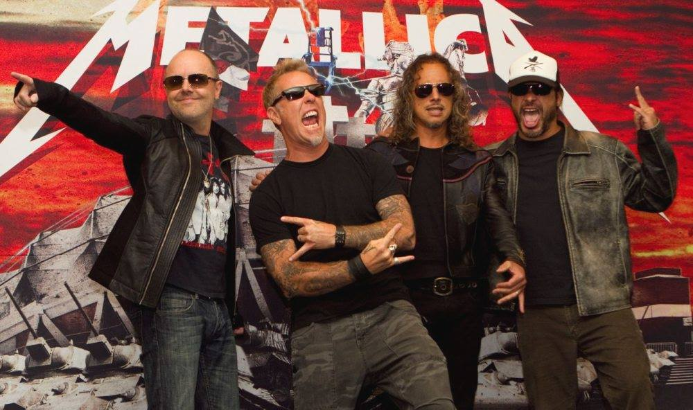MEET & GREET : METALLICA, GN'R, AERO, KISS & CO Quand on