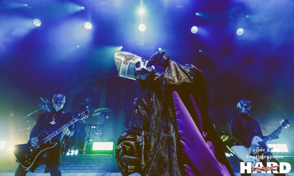 GHOST <span>• Quelques détails sur le nouvel album</span>
