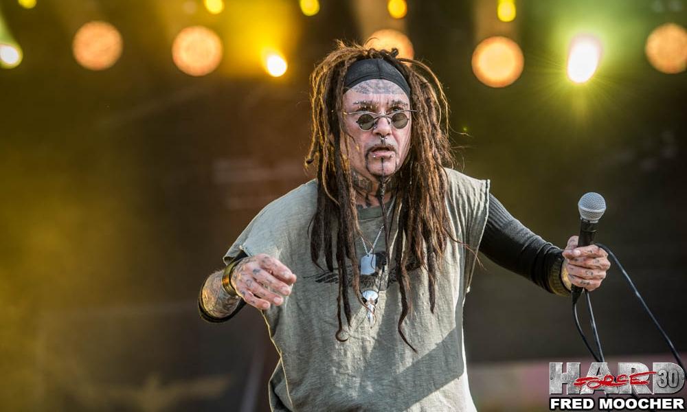 MINISTRY <span>• Joey Jordison et Burton C. Bell rejoignent le groupe</span>