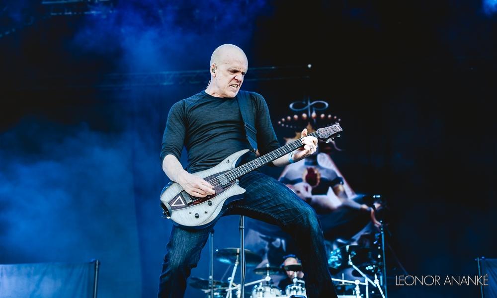 Devin Townsend <span>• Date de sortie du DVD live à Plovdiv</span>