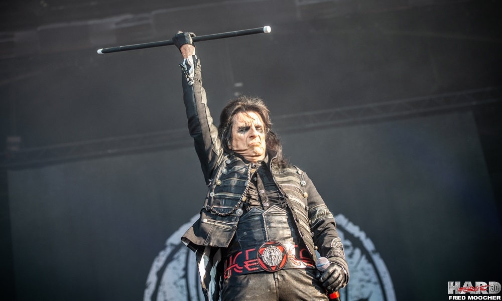 "Alice Cooper <span>• ""A Paranormal Evening At The Olympia Paris"" fin aout</span>"