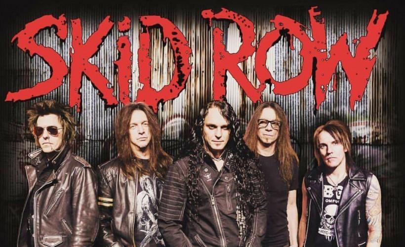 SKID ROW <span>• En studio pour le nouvel album</span>