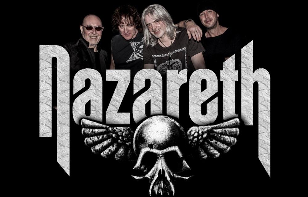 NAZARETH <span>• Un nouvel album studio pour les 50 ans</span>