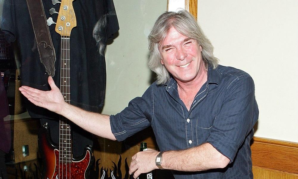 AC/DC <span>• Le retour de Cliff Williams ?</span>
