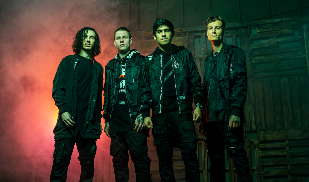 "CROWN THE EMPIRE <span>• ""Sudden Sky"" nouveau single</span>"