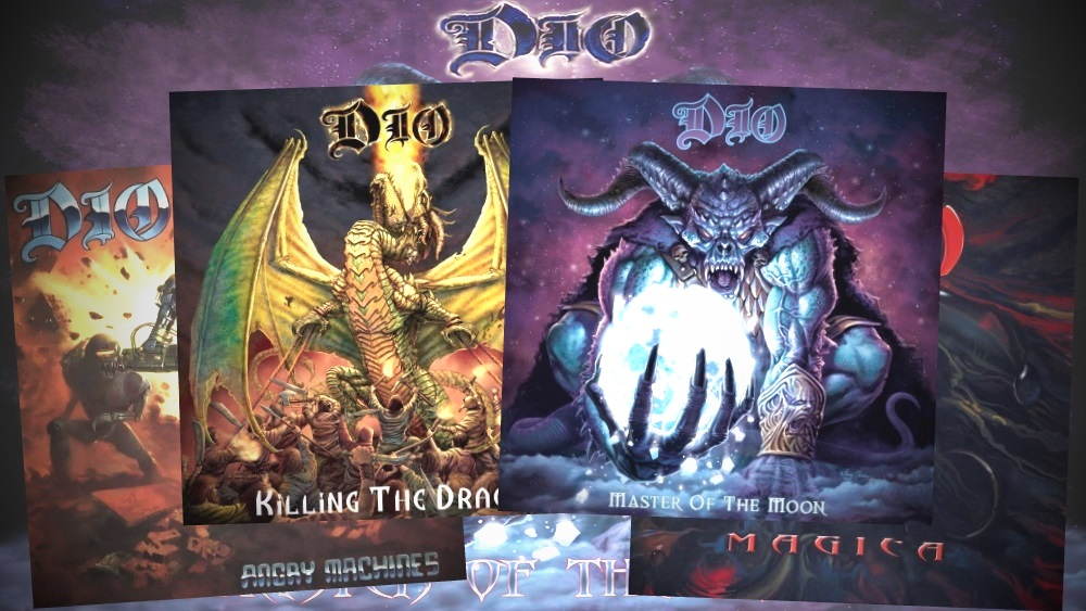 DIO <span>• Albums Studio Collection 1996-2004 + 4 titres inédits</span>