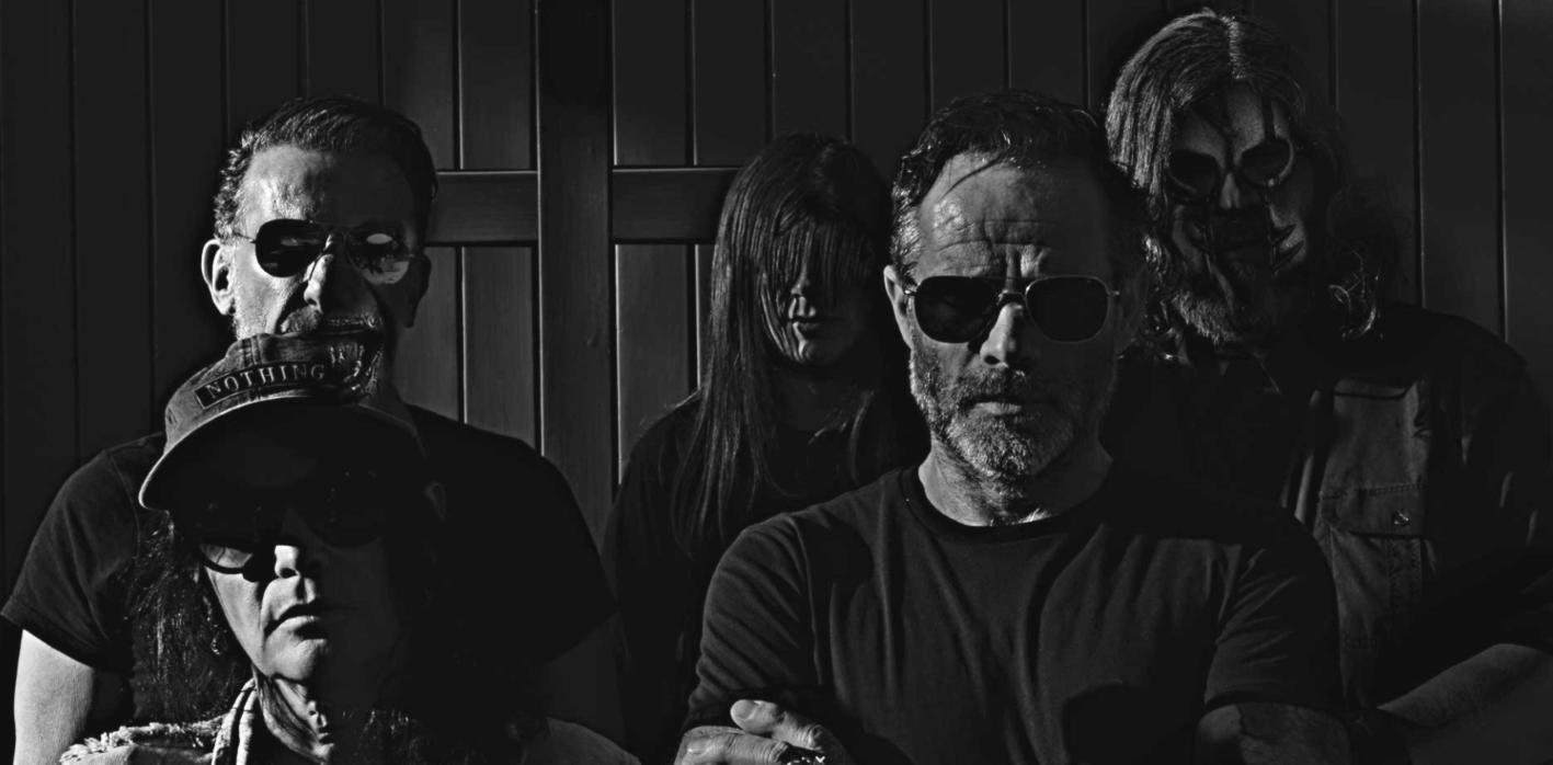 HARD FORCE > TAR POND • Un album de l'anti-supergroupe suisse