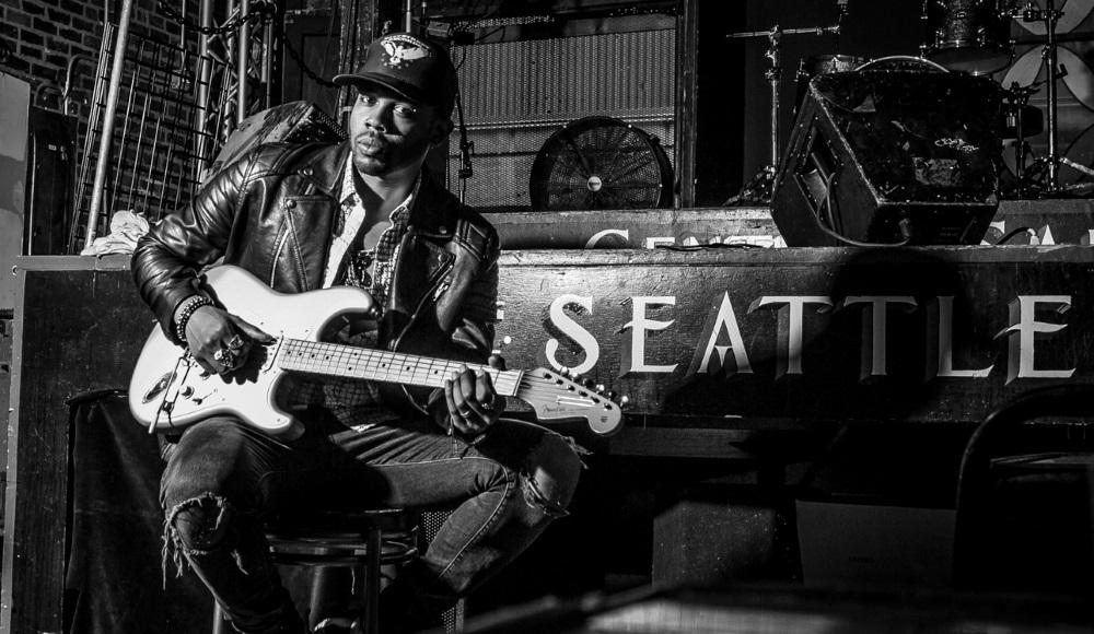 Ayron Jones Sortie de son album en mai et un nouvel extrait